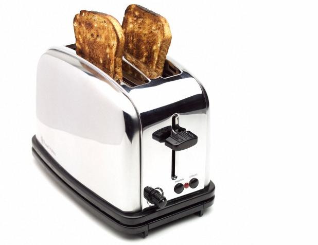 食パンのトースター